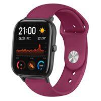 خرید بند سیلیکونی اسپورت ساعت هوشمند شیائومی Amazfit GTS