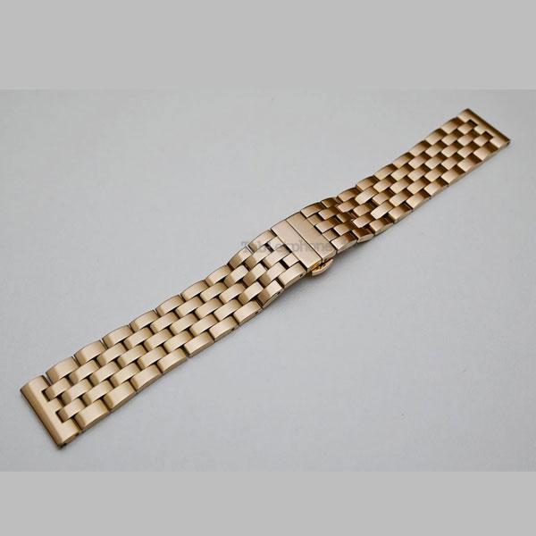 بند فلزی ساعت هوشمند مدل استیل Solid