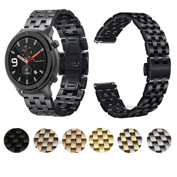 بند ساعت هوشمند آمازفیت Amazfit GTR 47mm استیل Solid