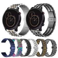 خرید بند ساعت هوشمند هیلو Xiaomi Haylou RS3 استیل 7Bead