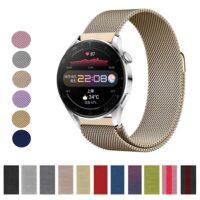 خرید بند ساعت هواوی واچ Watch 3/3 Pro حصیری میلانس