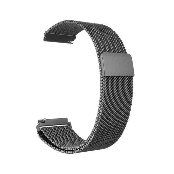 خرید بند ساعت هوشمند مدل حصیری میلانس