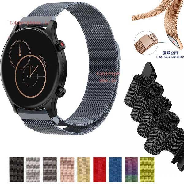 خرید بند ساعت هوشمند شیائومی Haylou RS3 حصیری میلانس