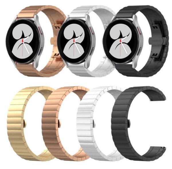 خرید بند استیل ساعت سامسونگ Galaxy Watch 4 مدل OneBead