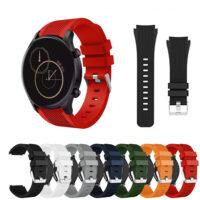 خرید بند سیلیکونی ساعت شیائومی Haylou RS3 مدل Straight