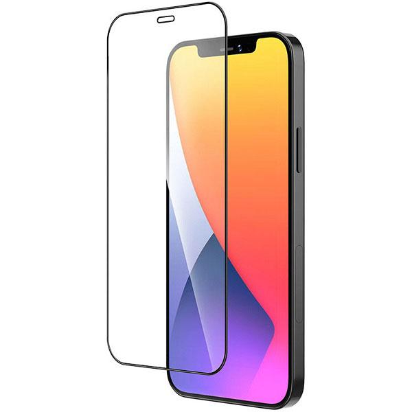 خرید گلس فول گوشی اپل Apple iPhone 12 Pro Max مدل Super D