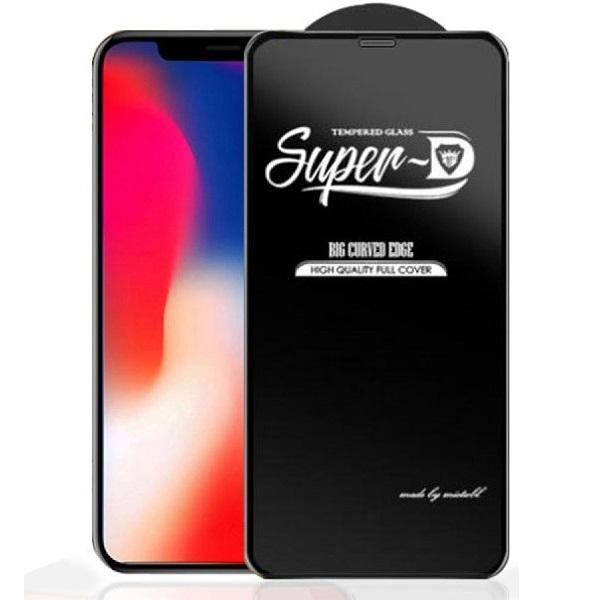 خرید گلس فول گوشی اپل Apple iPhone 12 mini مدل Super D