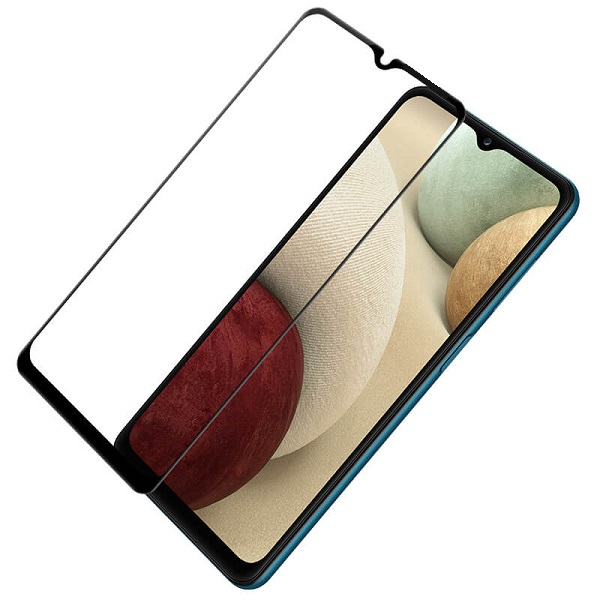 خرید گلس فول گوشی سامسونگ Samsung Galaxy A12 مدل Super D