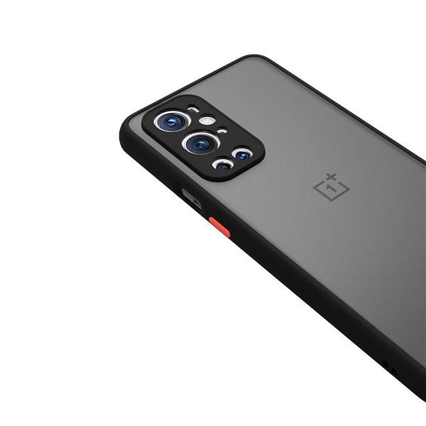 خرید قاب گوشی وان پلاس OnePlus 9 Pro مدل پشت مات