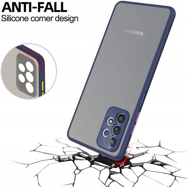 خرید قاب گوشی سامسونگ Galaxy M32 5G مدل پشت مات