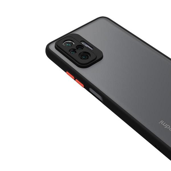 خرید قاب گوشی شیائومی Redmi Note 10 Pro/10 Pro Max مدل پشت مات