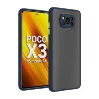 خرید قاب گوشی شیائومی Poco X3 Pro مدل پشت مات