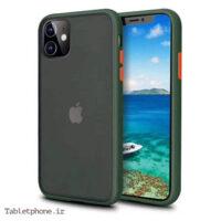 قاب گوشی آیفون iPhone 11 پشت مات رنگی