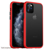 قاب گوشی ایفون iPhone 11 Pro پشت مات رنگی
