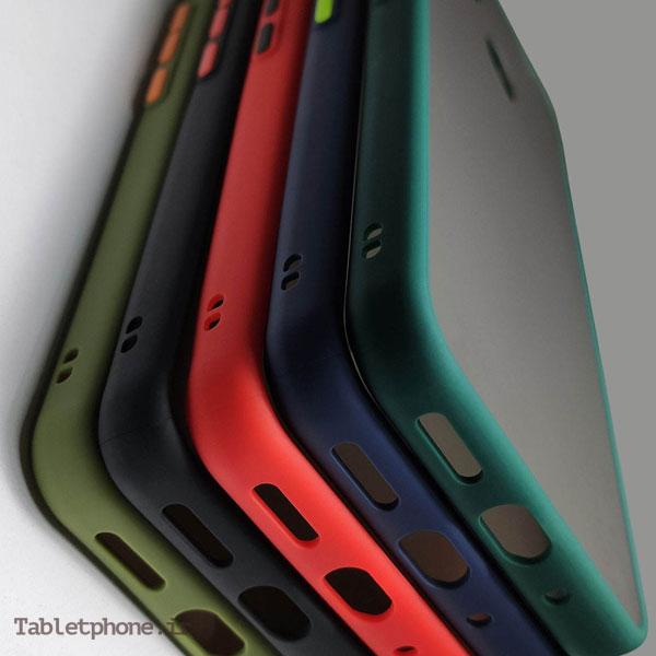 قاب گوشی شیائومی Xiaomi Redmi 9C پشت مات رنگی