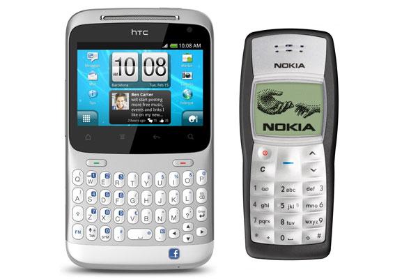 گوشی های فرم تلفنی