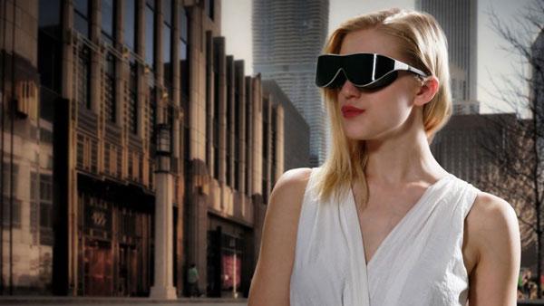 مشخصات هدست واقعیت مجازی Dlodlo V1 VR