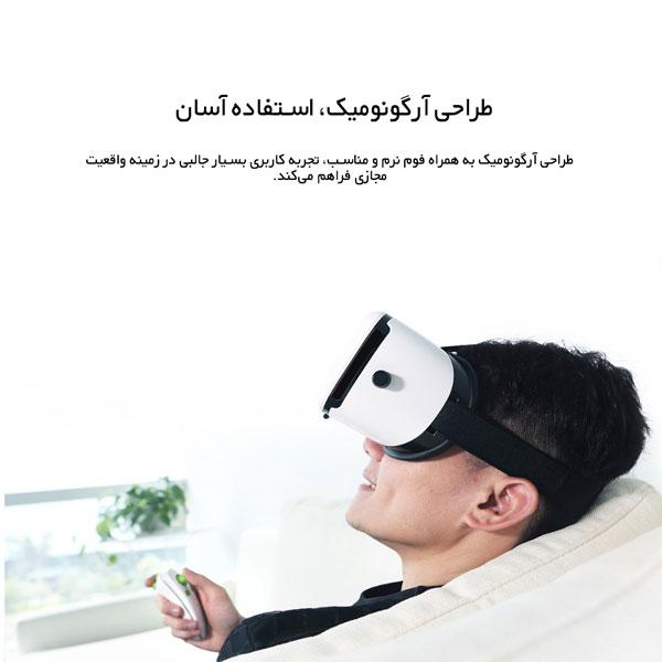 نقد و بررسی هدست واقعیت مجازی ROCK BOBO 3D VR