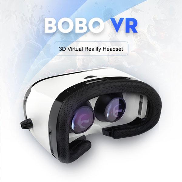 معرفی هدست واقعیت مجازی ROCK BOBO 3D VR