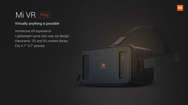 مشخصات هدست واقعیت مجازی شیائومی Mi VR