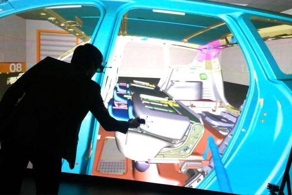 کارایی های هدستهای واقعیت مجازی در خودروسازی