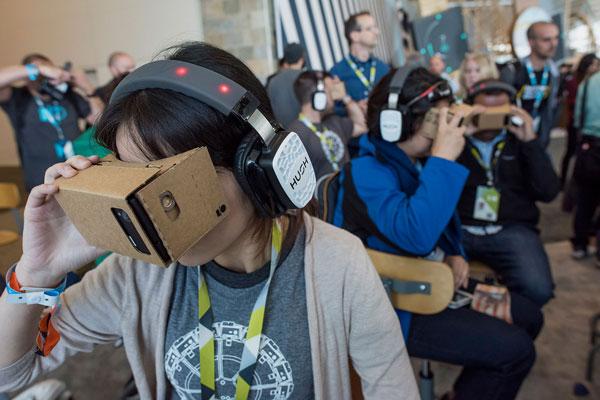 کارایی های هدستهای واقعیت مجازی در آموزش