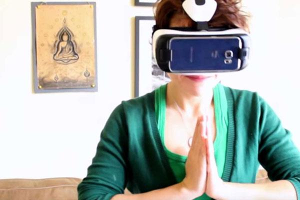 کارایی های هدستهای واقعیت مجازی در مدیتیشن و سلامت روان