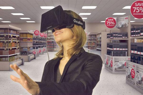 کارایی های هدستهای واقعیت مجازی در خرید