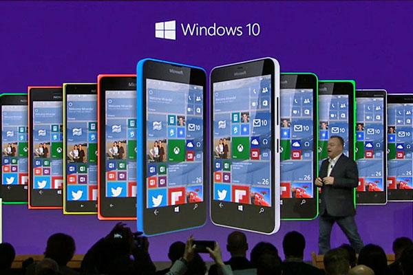 انتظارات از مایکروسافت در کنگره جهانی موبایل 2016