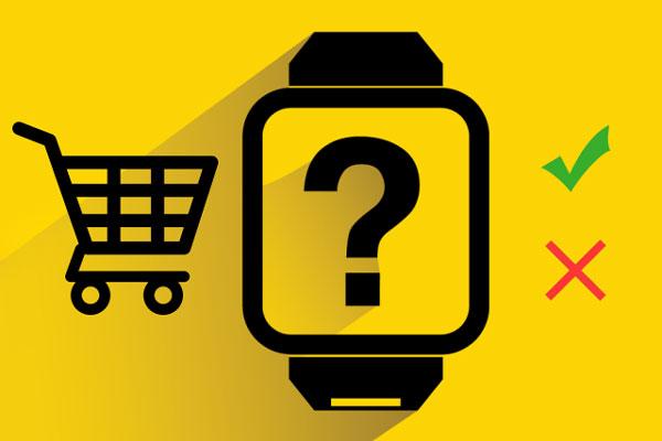باید و نبایدهای خرید ساعت هوشمند