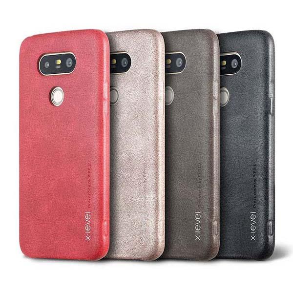 قیمت خرید محافظ ژله ای چرمی X-Level گوشی LG G5