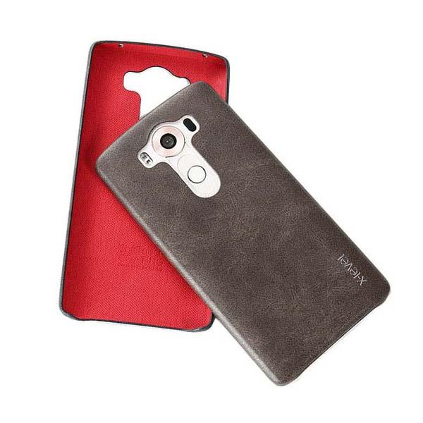 قیمت خرید محافظ ژله ای چرمی X-Level گوشی LG V10