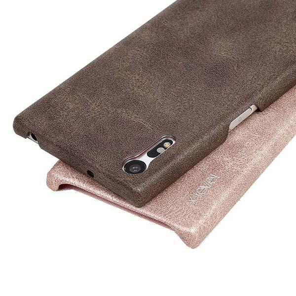 قیمت خرید محافظ ژله ای چرمی X-Level گوشی Sony Xperia XZ