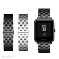 بند ساعت شیائومی Xiaomi Amazfit Bip استیل Solid