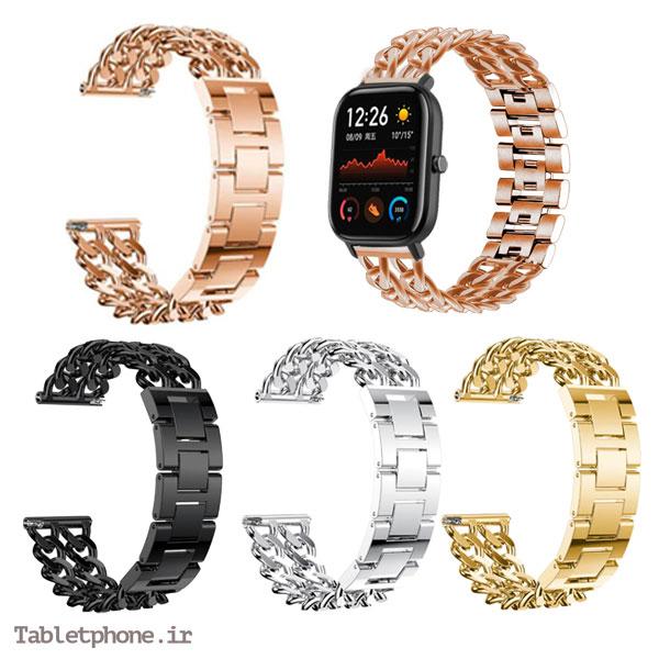 بند ساعت هوشمند شیائومی Amazfit GTS مدل Cartier