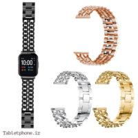 بند ساعت هوشمند شیائومی Haylou LS02 مدل Cartier