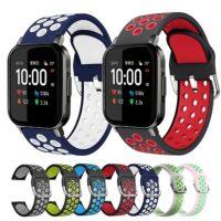 خرید بند طرح نایکی ساعت هوشمند شیائومی هایلو LS02
