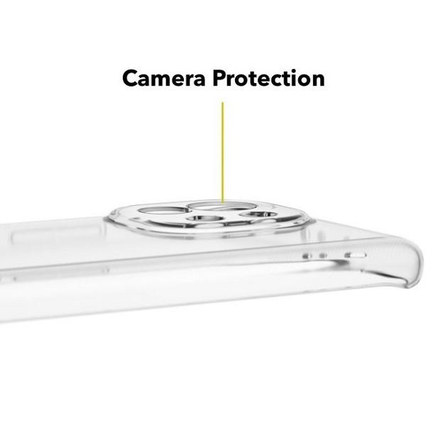 خرید قاب ژله ای شیائومی Mi 11 Lite مدل محافظ دوربین
