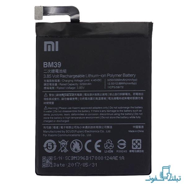 باتری گوشی شیائومی می 6 مدل BM-39