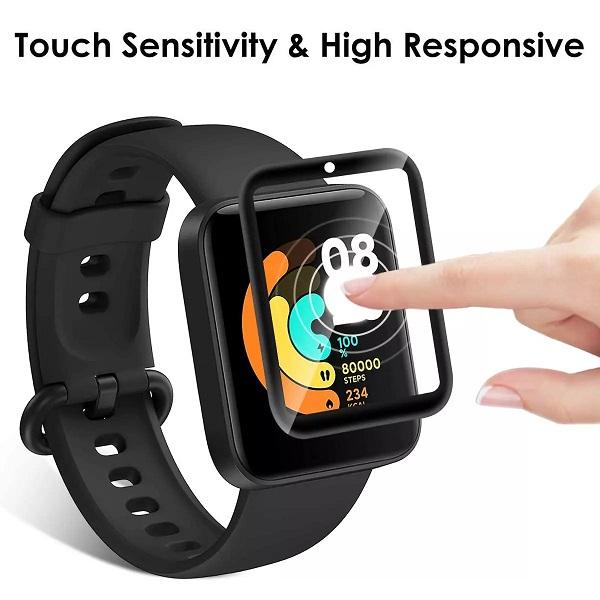 خرید محافظ صفحه نمایش ساعت شیائومی Mi Watch Lite مدل TPU