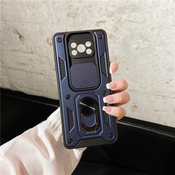 خرید کاور ضد ضربه گوشی شیائومی Poco X3 مدل محافظ لنز