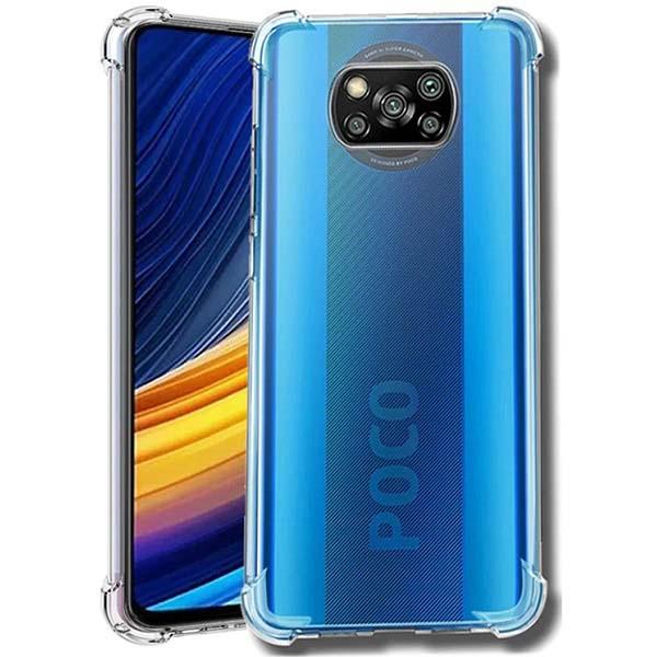 خرید قاب گوشی شیائومی Poco X3 Pro ژله ای کپسولی