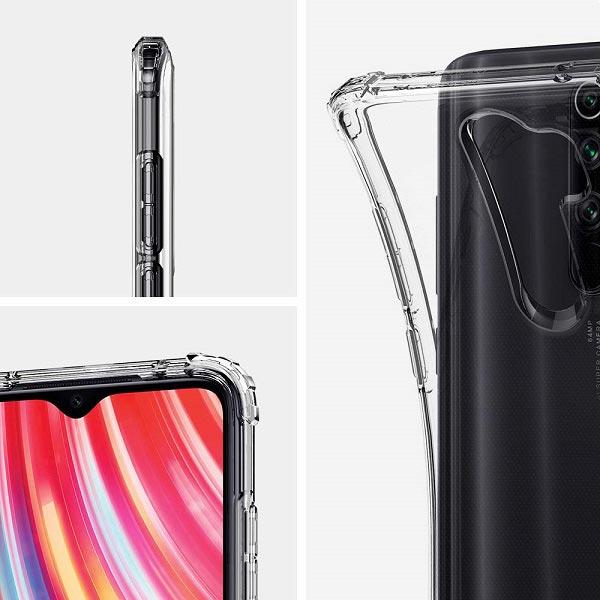 خرید قاب گوشی شیائومی Redmi Note 8 Pro ژله ای کپسولی