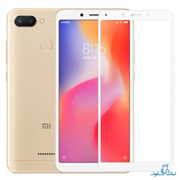 Xiaomi full glass Xiaomi redmi 6A-Buy-Price-Online