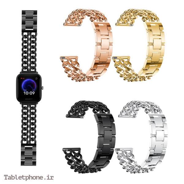 بند ساعت شیائومی Amazfit Bip U Pro مدل Cartier