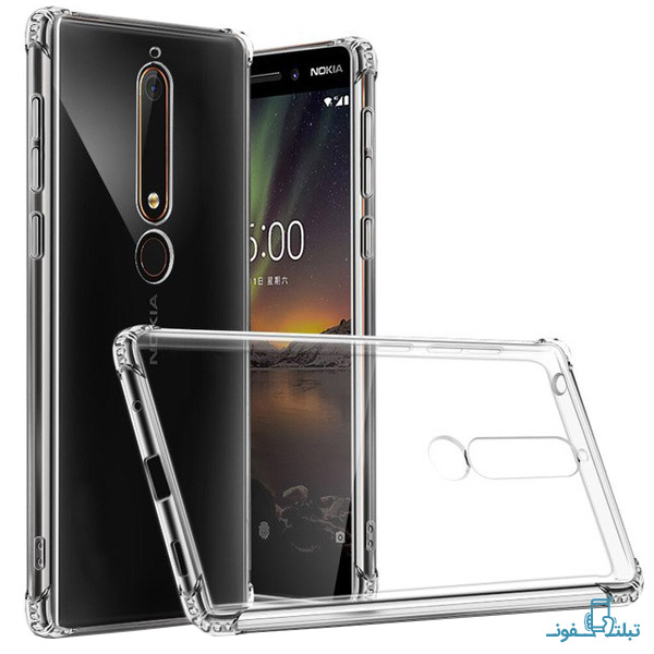 clear tpu Nokia 6.1-Buy-Price-Online