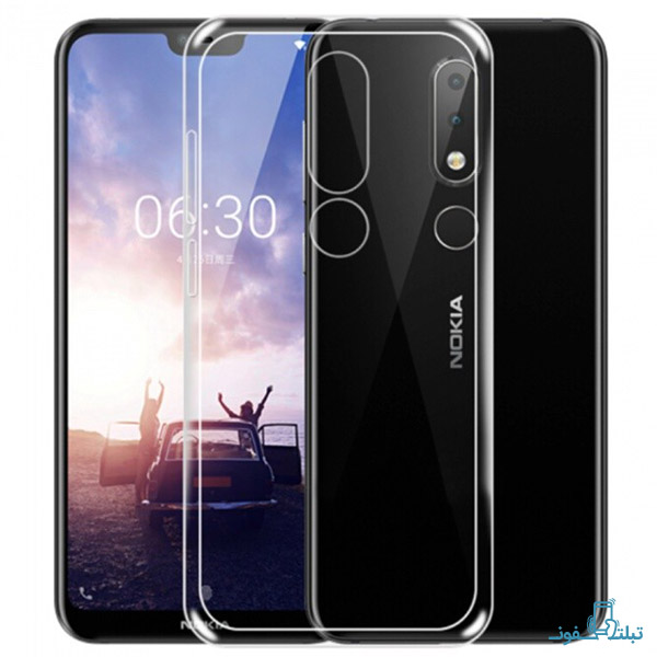 clear tpu Nokia 6.1 Plus-Buy-Price-Online