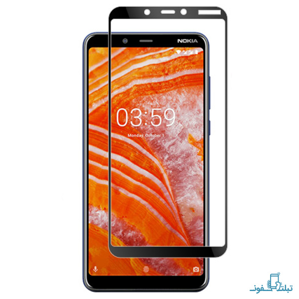 full glass Nokia 3.1 Plus-Buy-Price-Online