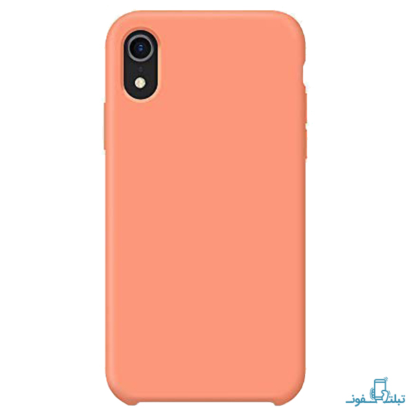 iPhone XR Silicone Case-1-Buy-Price-Online
