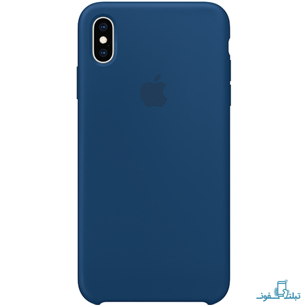iPhone XS Max Silicone Case-1-Buy-Price-Online